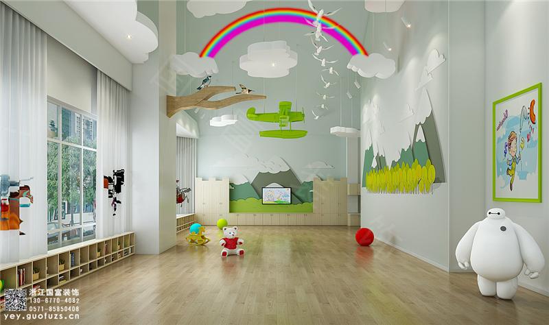 杭州幼儿园设计